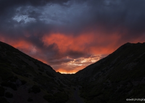 Sunrise, Emigration Canyon, Salt Lake City