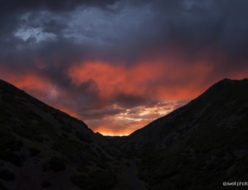 Sunrise, Emigration Canyon